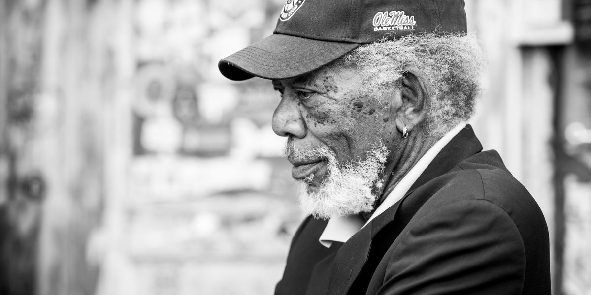 Morgan Freeman 'glad' Mississippi is flying its new flag 'proudly'