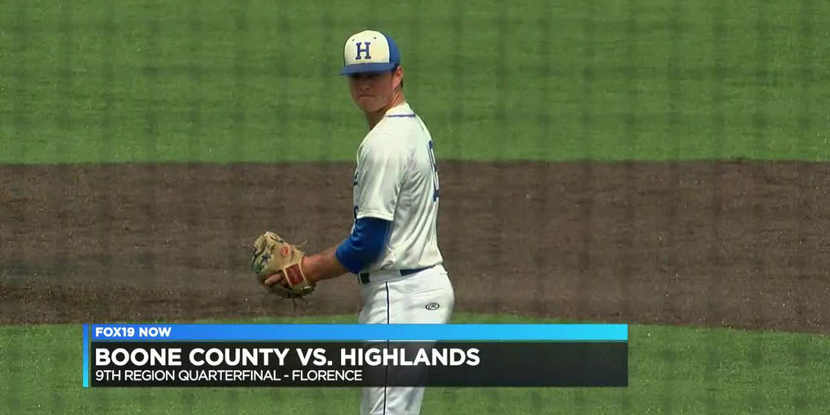 Highlands shuts out Boone County in 9th region