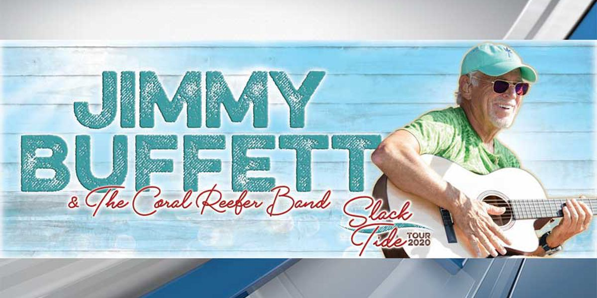 Jimmy Buffett bringing 2020 tour to Cincinnati for one night only