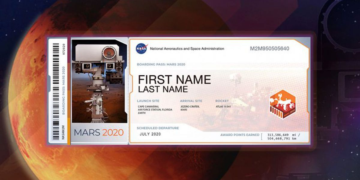 NASA offers opportunity to