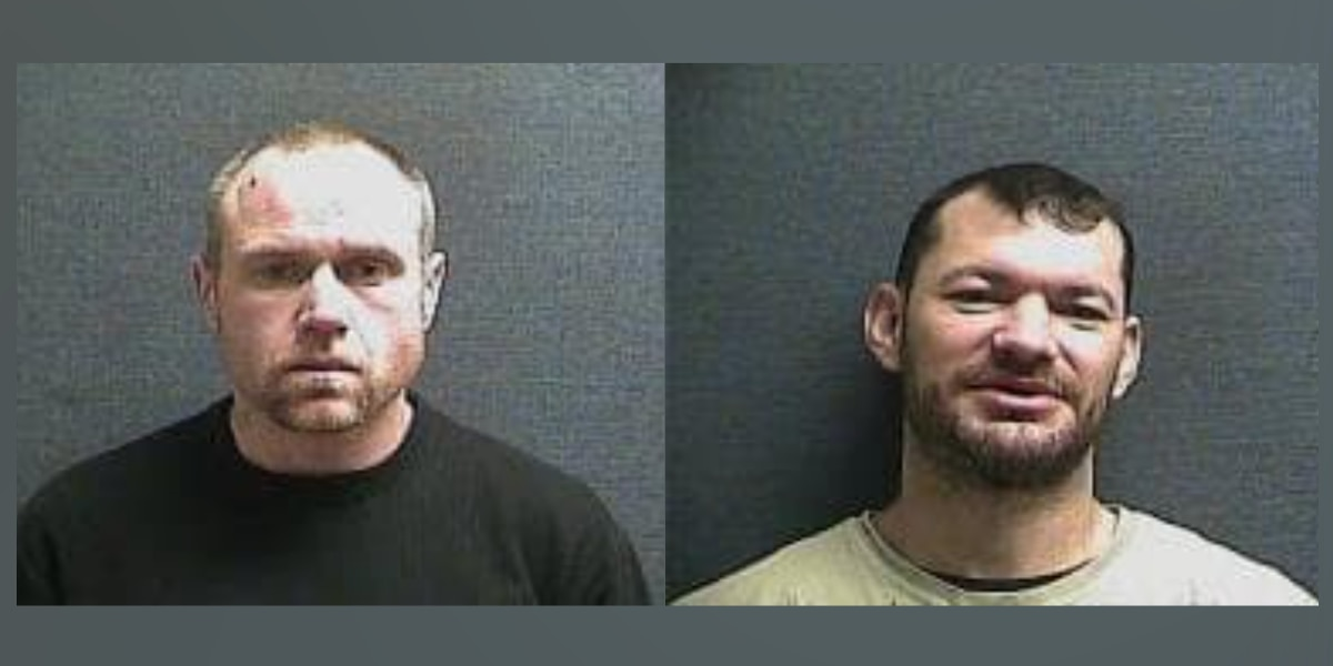 2 Boone County inmates escaped work site, dispatch says