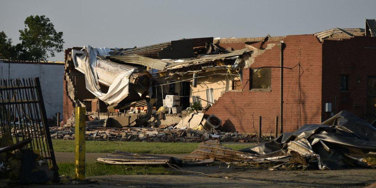 Dayton tornado