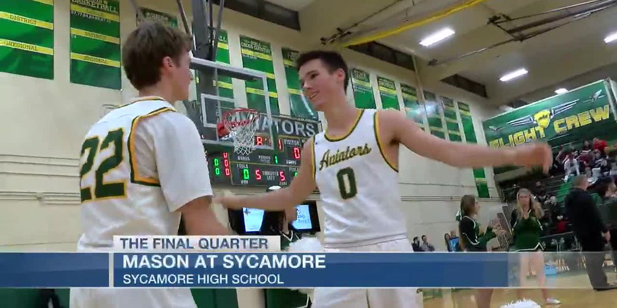 Mason overpowers Sycamore