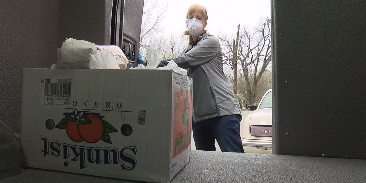 Meals on Wheels busier than normal during coronavirus pandemic