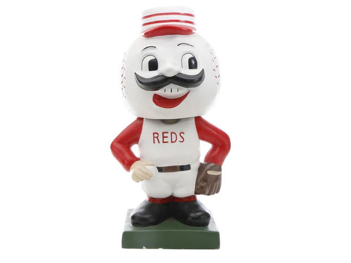 A chance to own a piece of Reds history
