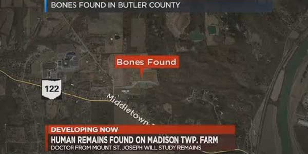 Bones found on Butler County farm belong to missing Middletown woman