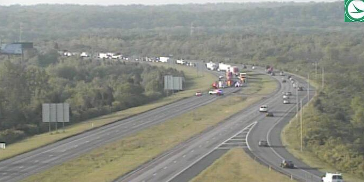 NB I-275 reopens after crash before US 50 in Indiana