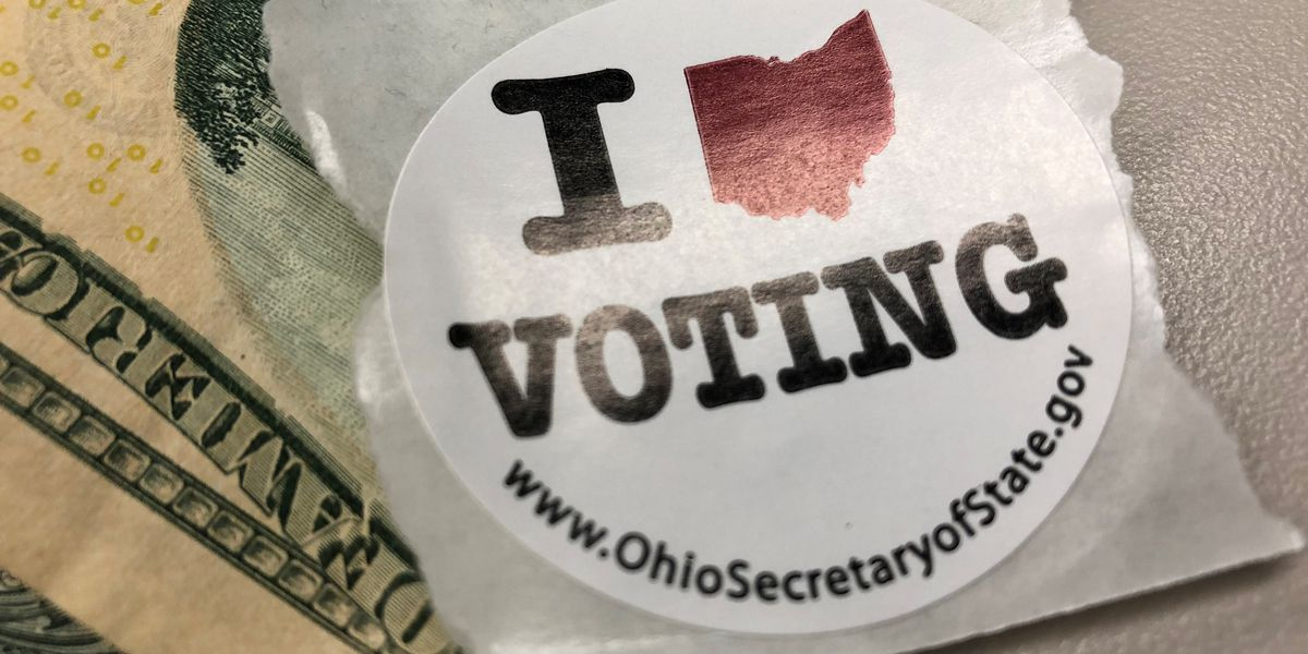 Advance voting starts Friday, runs through the Thanksgiving weekend