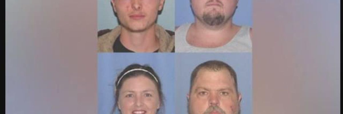 Four people wanted for questioning in Pike County massacre
