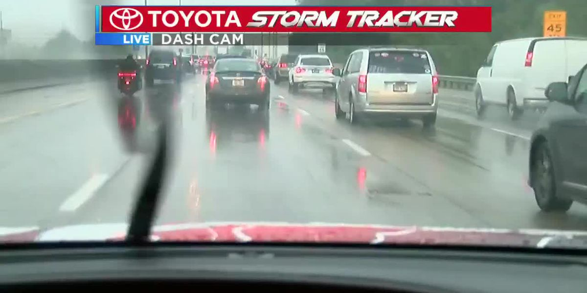 First Alert Weather Day creates slick roads