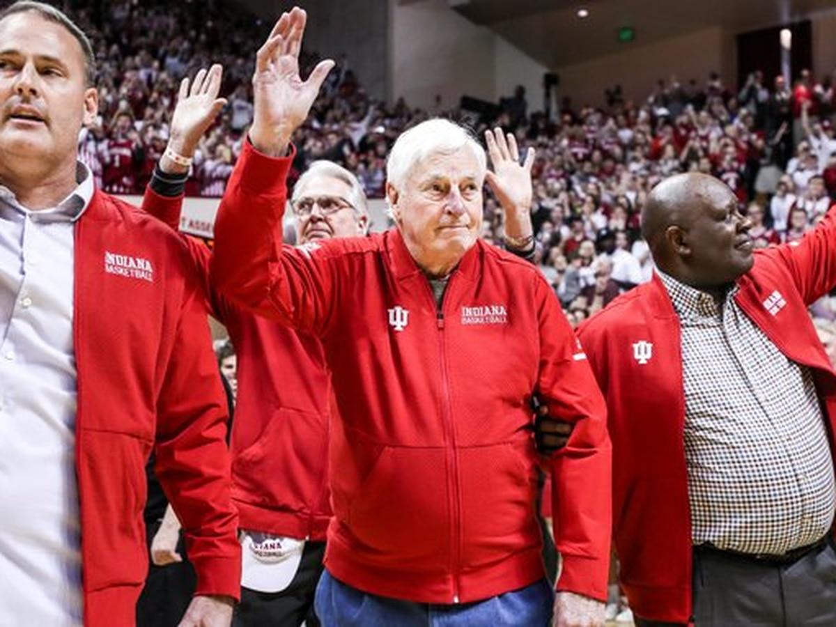 Return of the Hoosier: Knight back at Indiana after 20 years