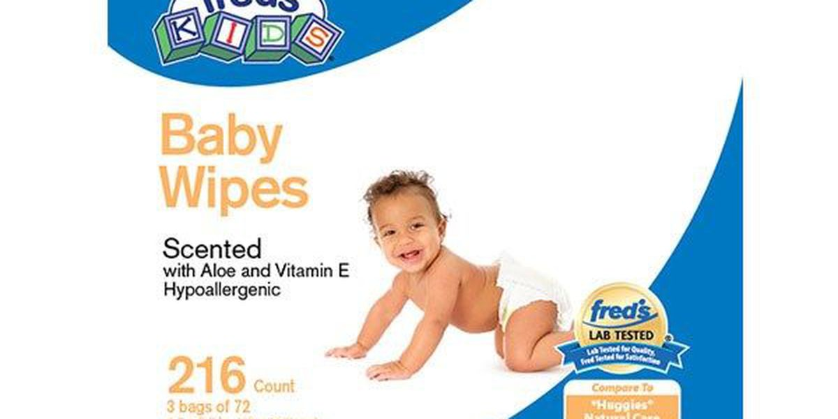 Bacteria in baby wipes causes nationwide recall