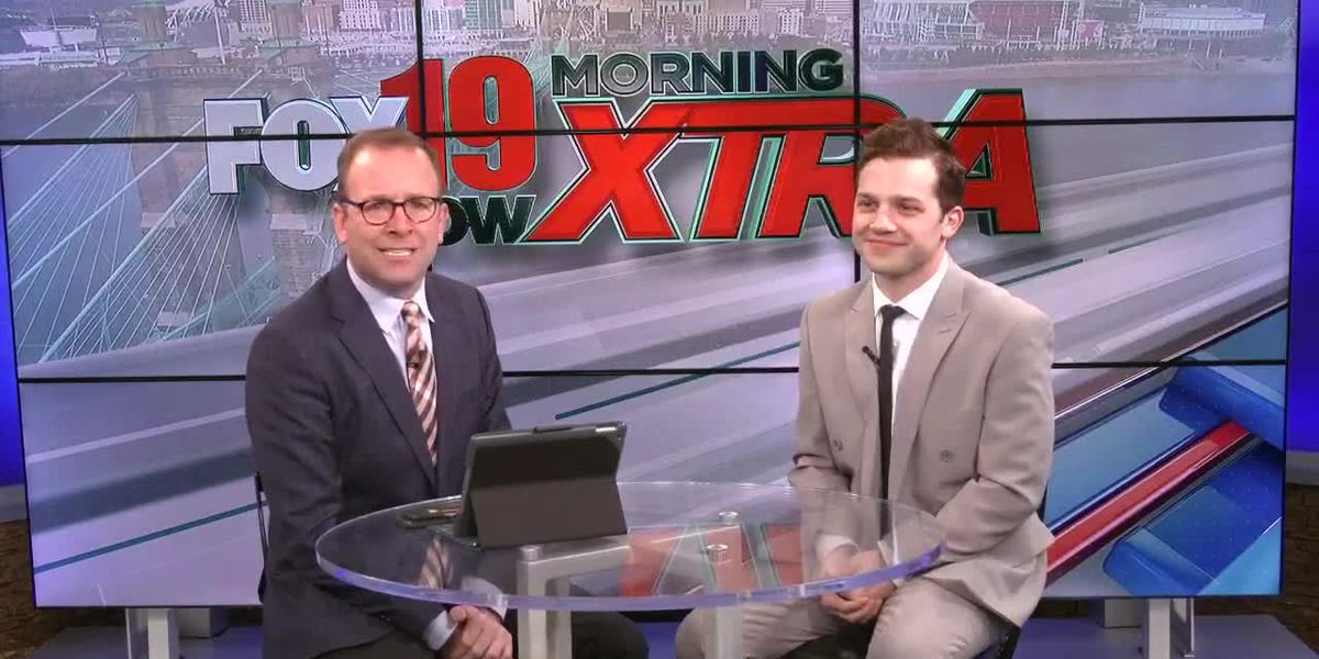 FOX 19 9:30 a.m. news - VOD - Jersey Boys at Aronoff Center until Sunday