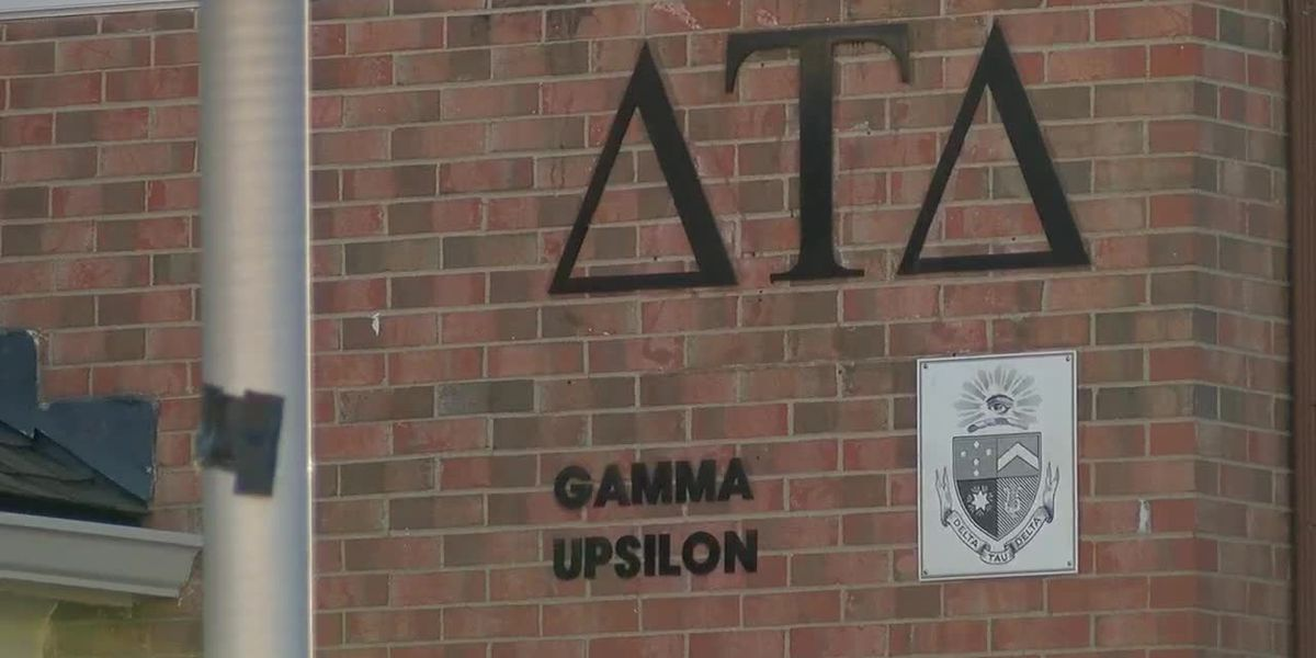 Allegations of 'deplorable' hazing prompt Miami U fraternity suspension