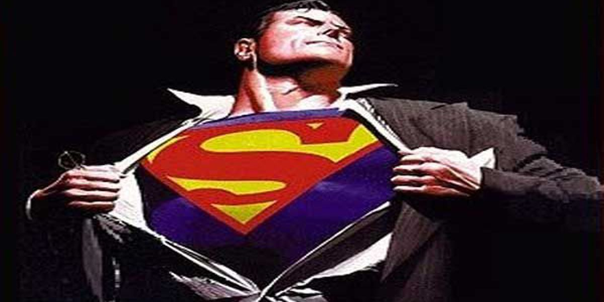 Study: Superman best superhero