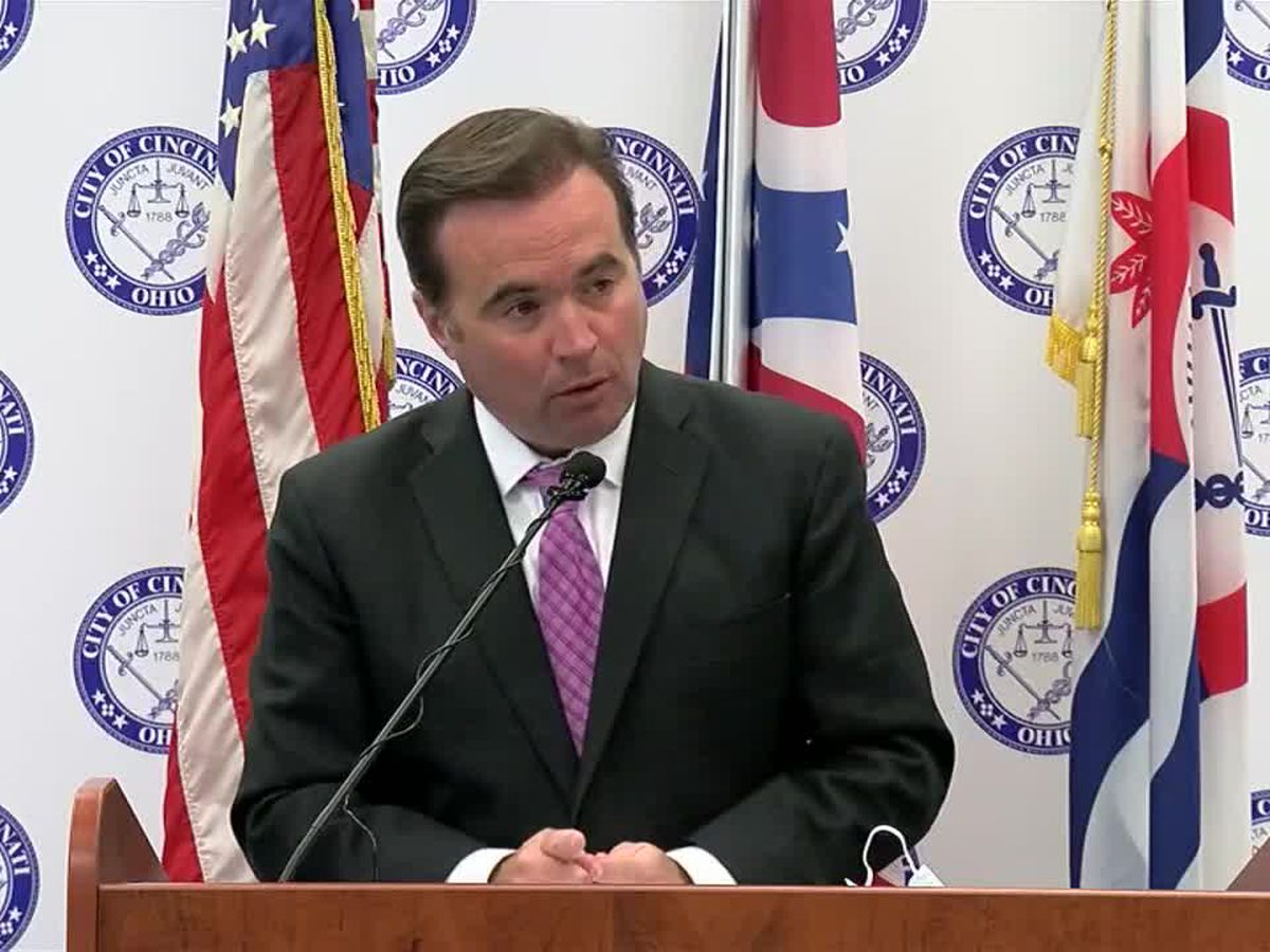 WATCH LIVE: Mayor Cranley gives update on coronavirus