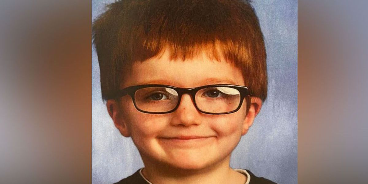 Search for 6-year-old James Hutchinson continues Sunday