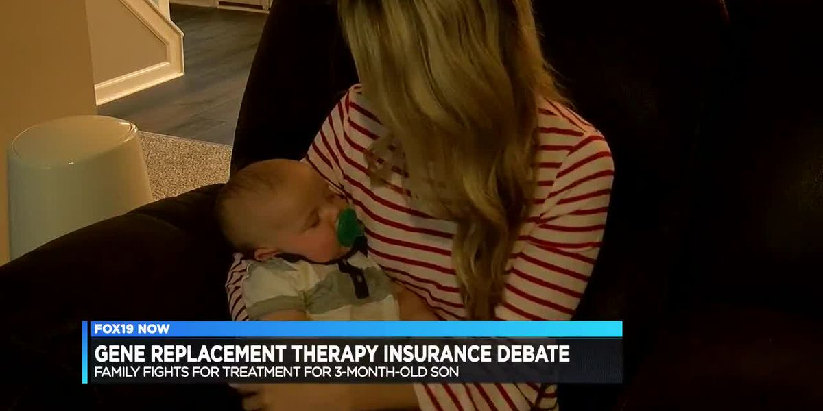 Gene replacement therapy insurance debate