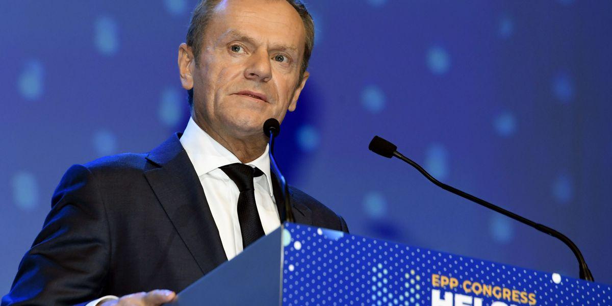EU's Tusk likens Polish govt to contemporary 'Bolsheviks'
