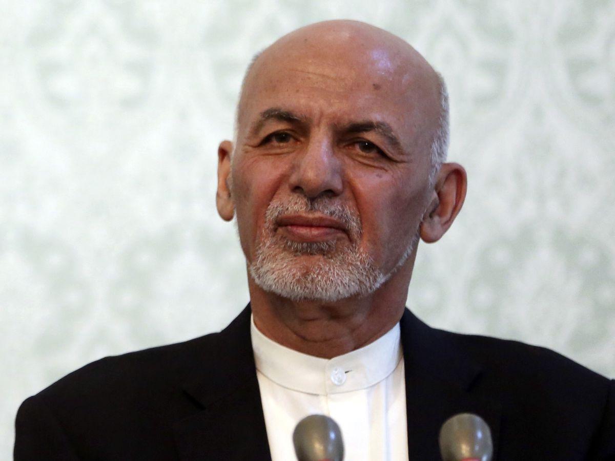Afghan leader tells US audience that Taliban not winning war
