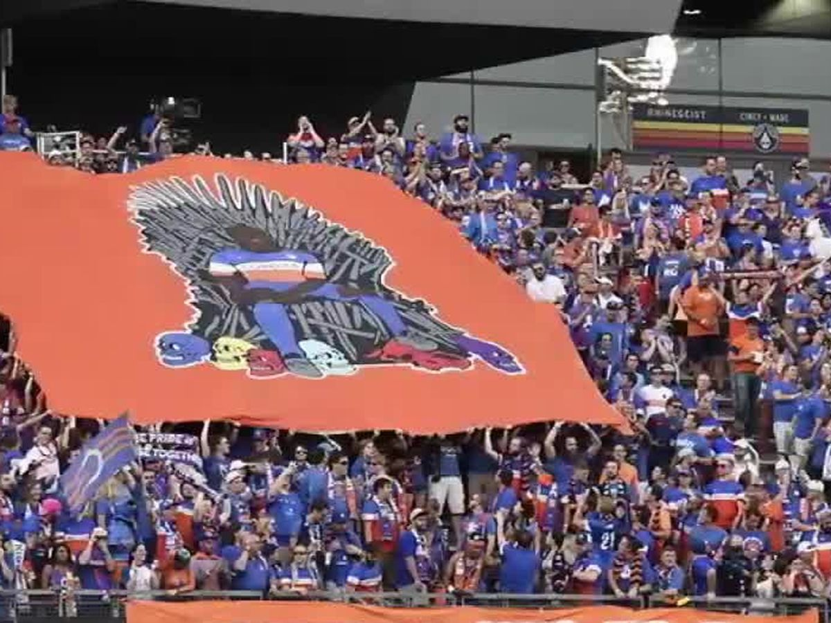FCC fans celebrate home opener despite loss