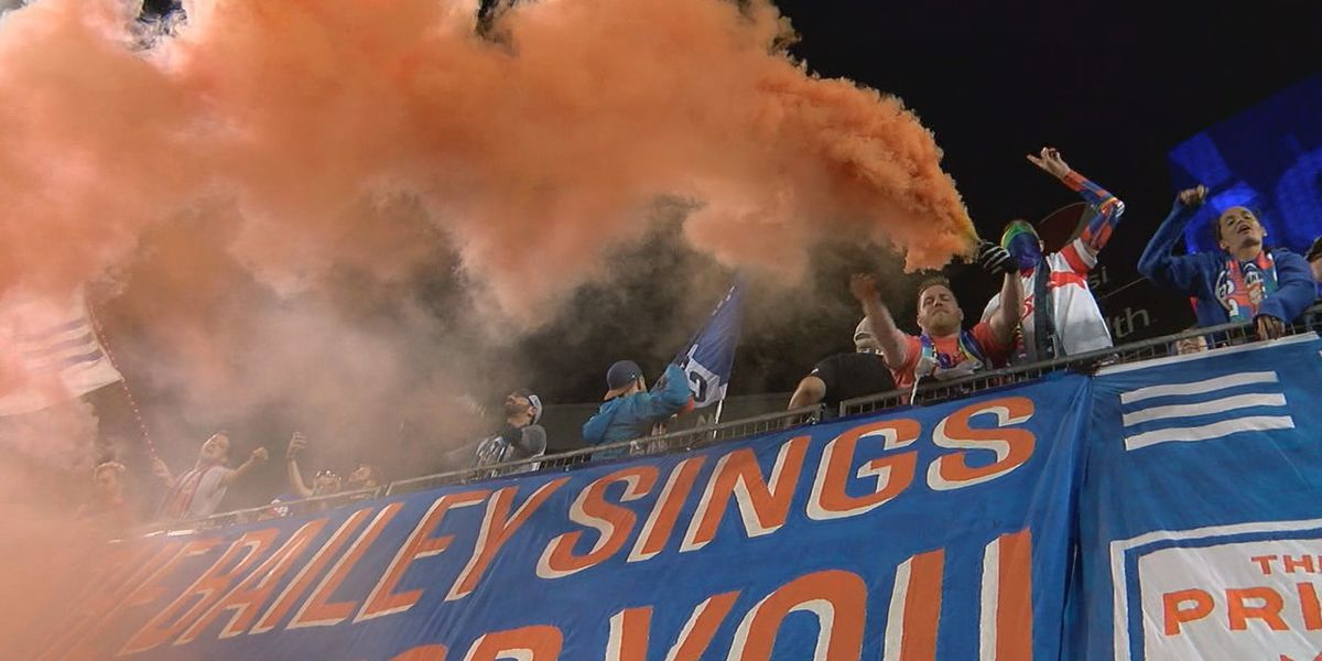 FC Cincinnati earns draw in final home game of first MLS season