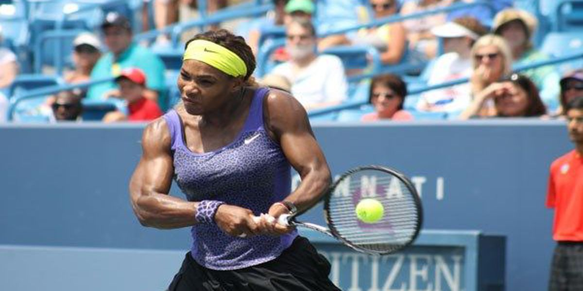 Serena Williams returns to the W&S to defend her title