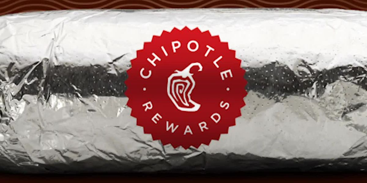 Chipotle just unveiled 'Chipotle Rewards'