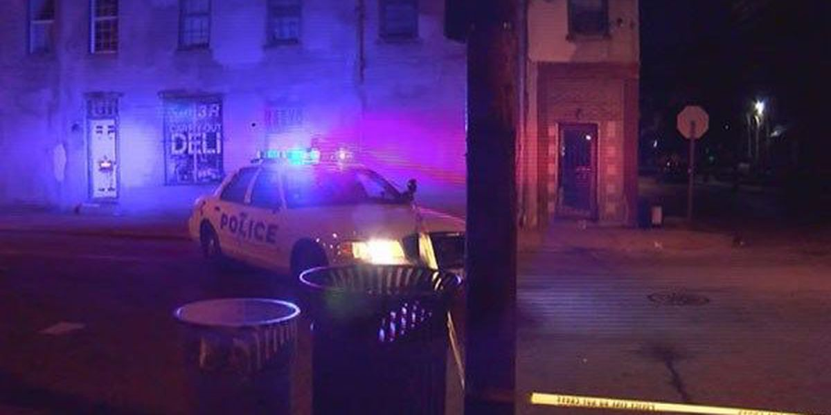 Man shot 3 times in West End
