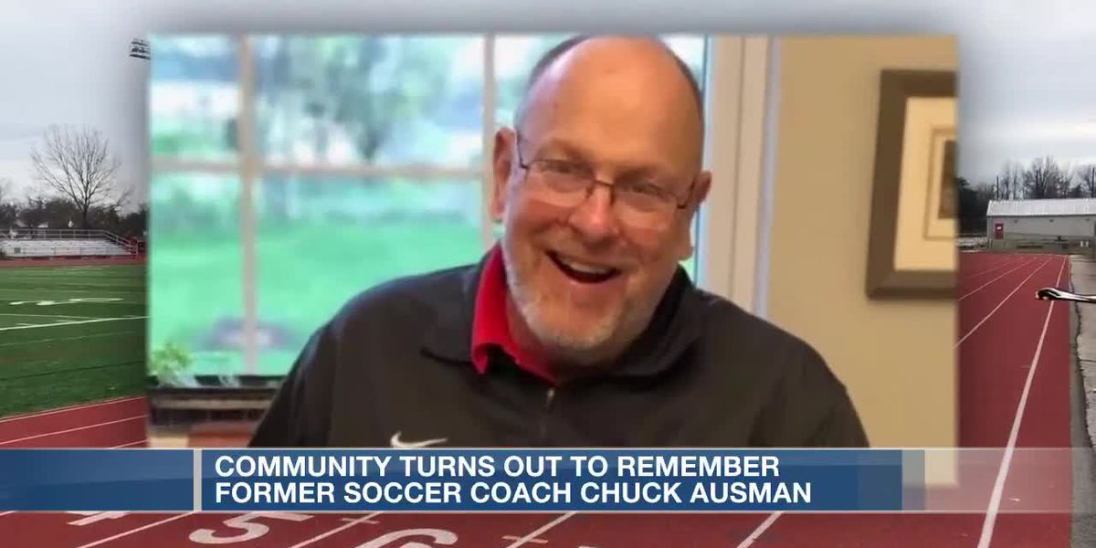 Former soccer coach remembered by community after his unexpected death
