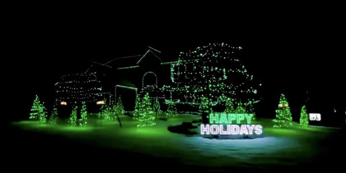 Taylor Swift makes donation to Twinsburg food bank after local family uses song in light display
