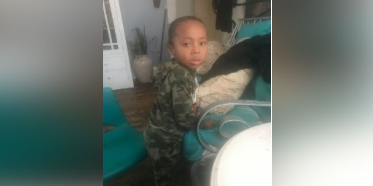 Police: Murdered woman's 3-year-old son missing