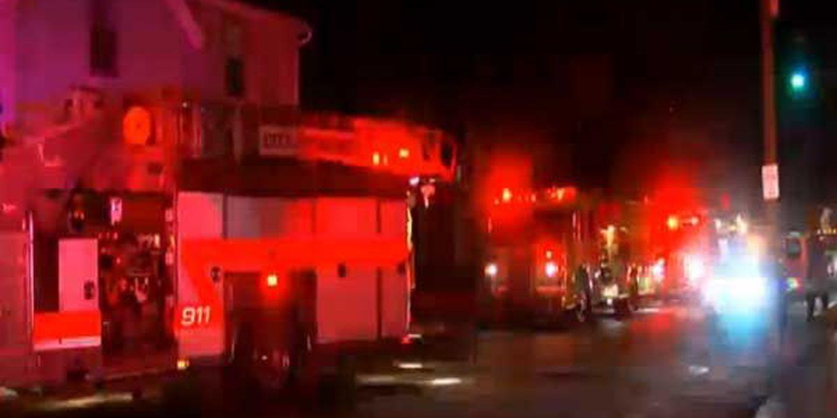 Fire destroys Middletown home