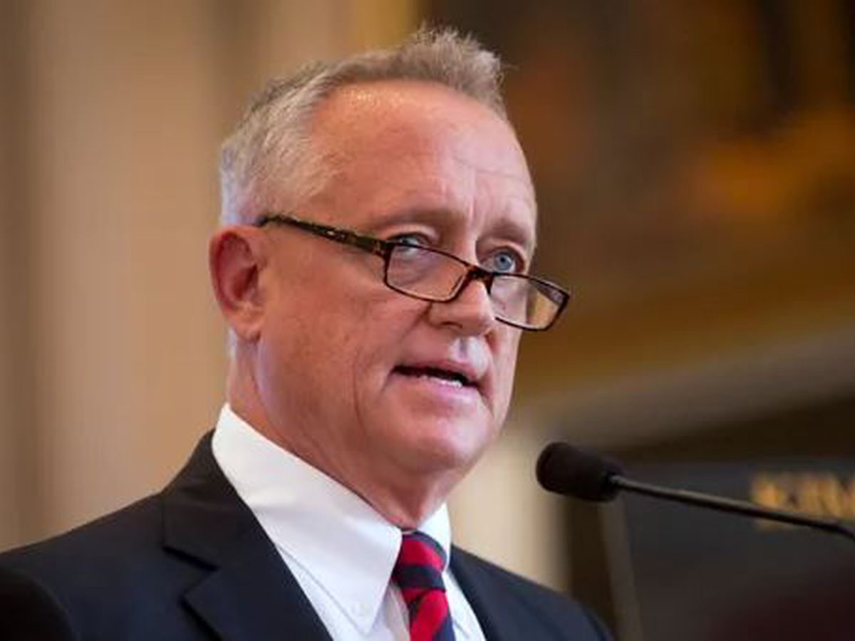 Hamilton County Prosecutor Joe Deters on stay-at-home violators: 'Sit your butt in a jail'