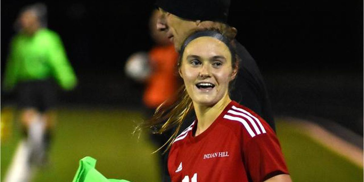 Indian Hill's Podojil named finalist for Gatorade Soccer Player Year
