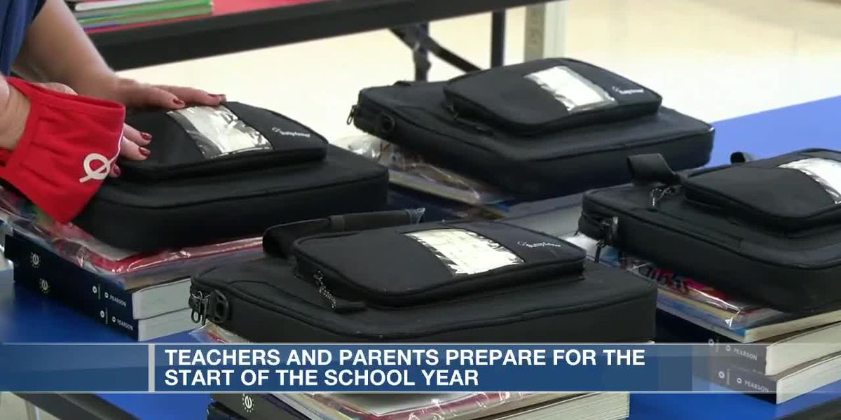 South Dearborn School Community Prepares For The First Day of School