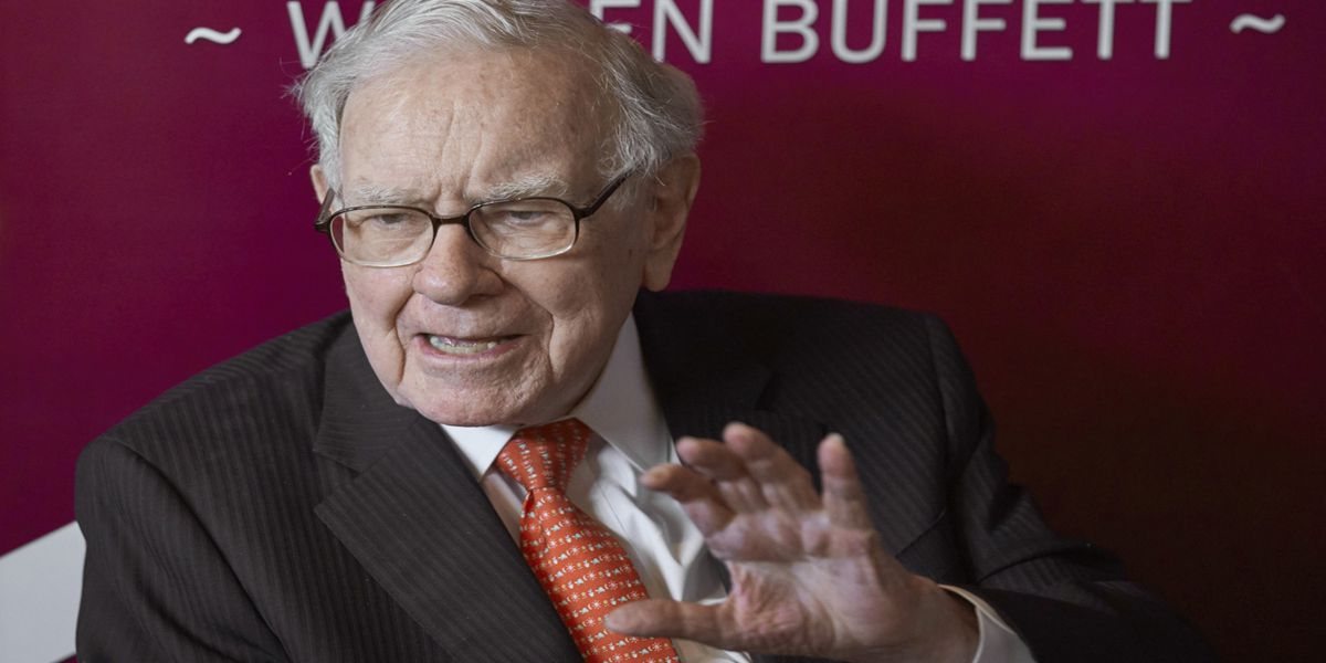 Berkshire a Net Seller of Equities in Fourth Quarter