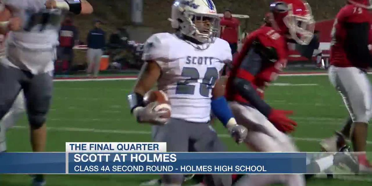 Scott wins regional battle over Holmes