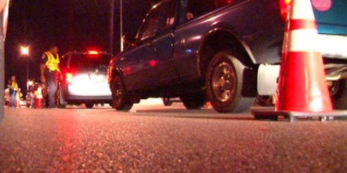 2 OVI checkpoints Friday night