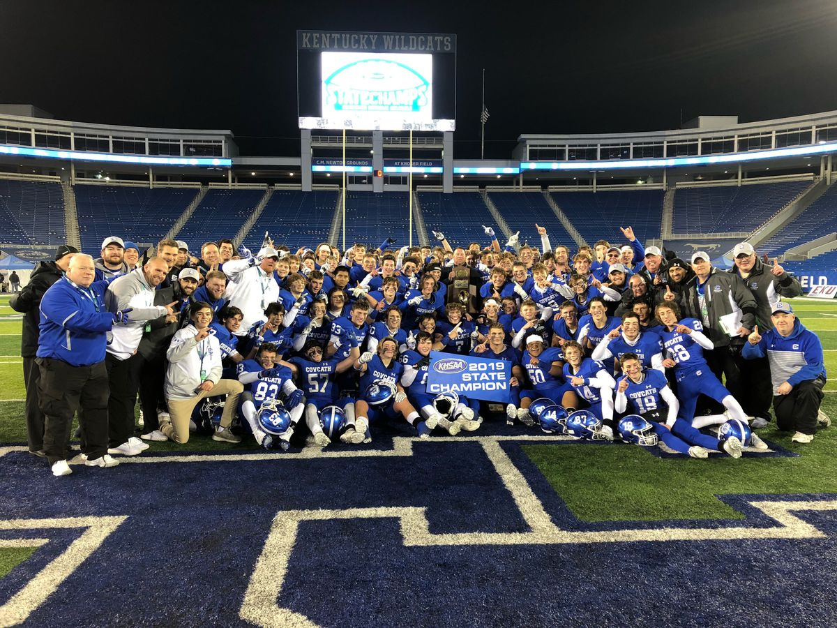 Cov Cath wins state with perfect record