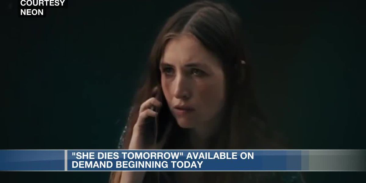 """T.T. Reviews: """"She Dies Tomorrow"""", Now On Demand"""