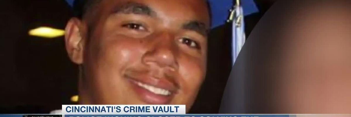 Cincinnati's Crime Vault: Unsolved 2019 murder of CJ Sandle