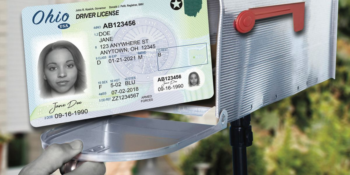 Ohioans have one year to upgrade their driver's licenses to Real ID cards