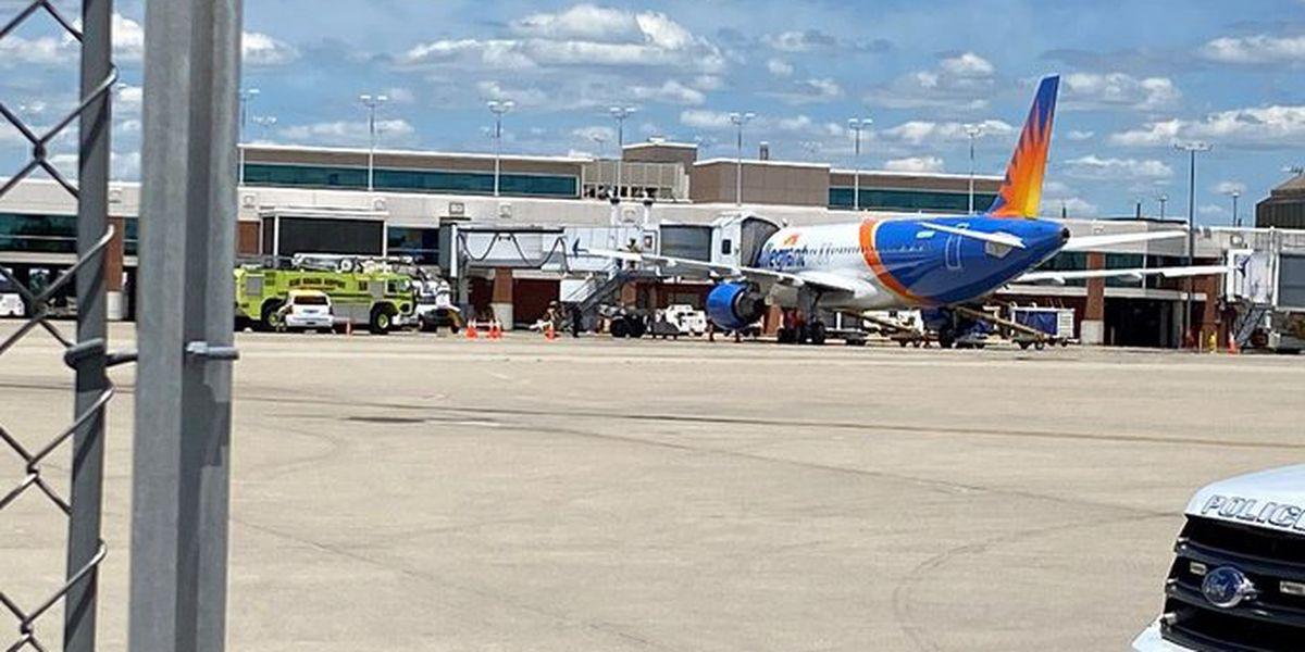 Flight leaving CVG makes emergency landing in Lexington