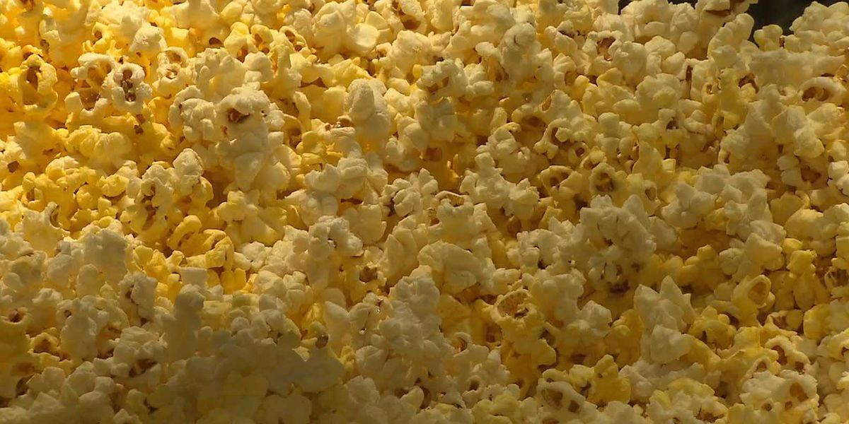 Local cinema serving up free curbside popcorn