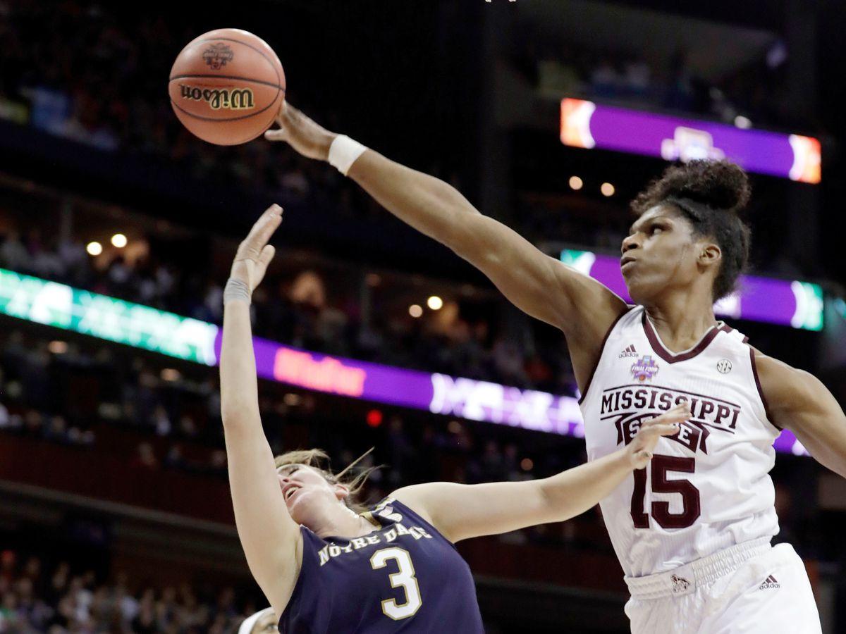 WNBA coaches, GMs tab McCowan for top pick in mock draft