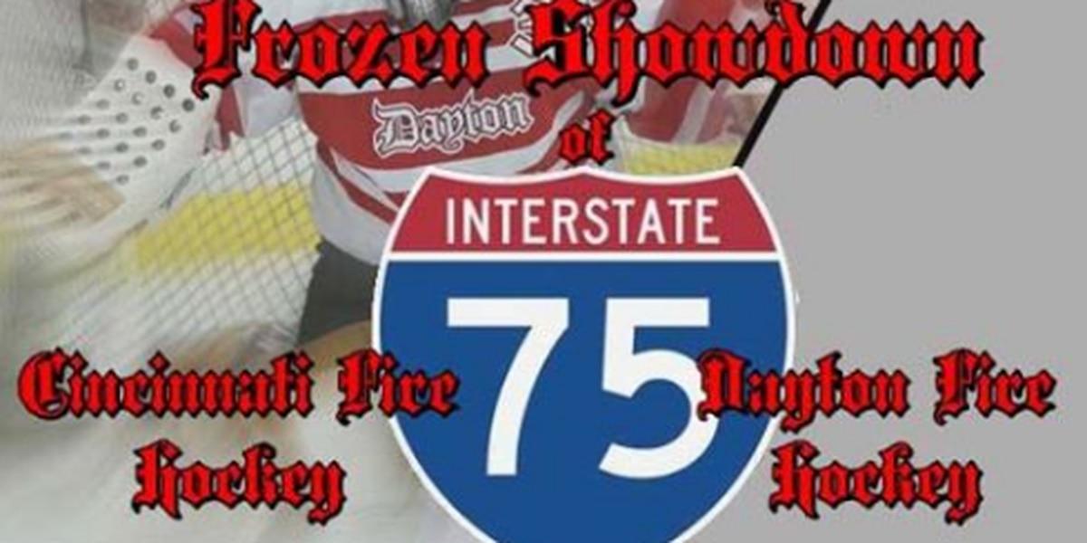 Cincinnati Fire Hockey takes on Dayton for charity
