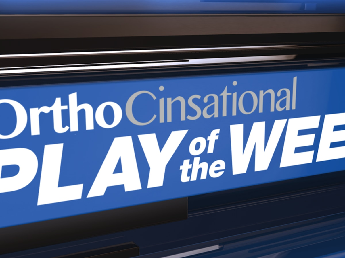 OrthoCinsational Play of the Week