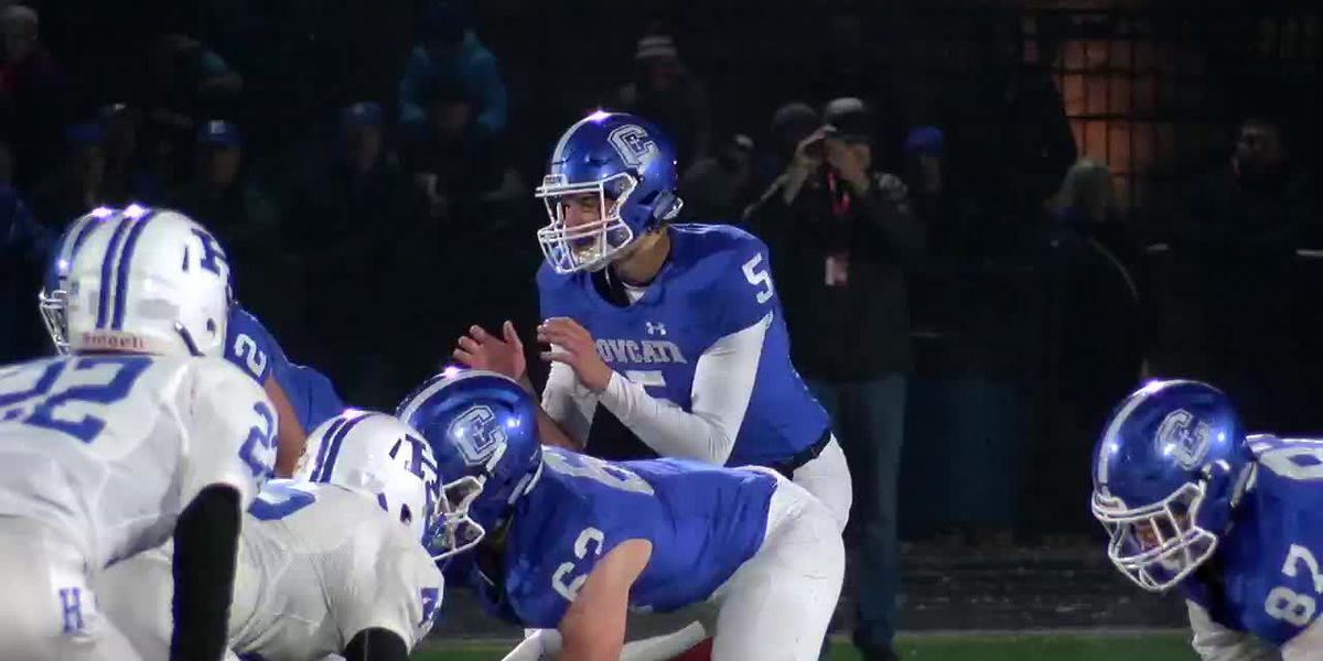 Play of the Week: Covington Catholic's Casey McGinness