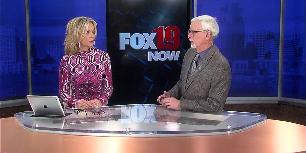 FOX19 News at 4 p.m., February 20th, 2019.